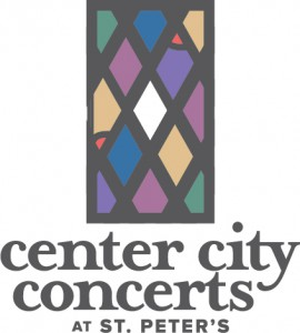 Center City Concerts at St. Peter's